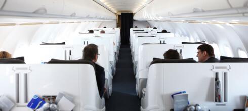 Flyselskap googler passasjerene