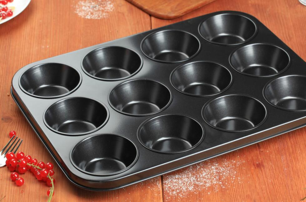 Ikke la deg begrense av muffins-prefikset. Du kan bruke brettet til å lage langt mer enn søte fristelser. Foto: All Over Press