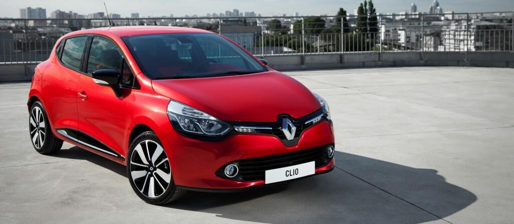Clio ser ut til å bli et spennende innslag i småbilklassen. Så gjenstår det å se om norske bilkjøpere lar seg friste. Foto: Produsenten