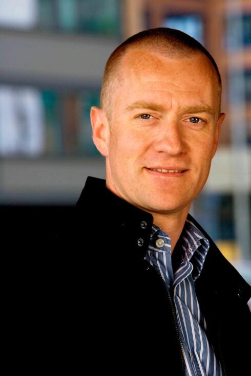 """""""URETTFERDIG"""": Daglig leder Harald Bøyum i Chili Mobil synes det er rart at bare hans selskap får kritikk for ringepriser som forutsetter bestemte kjøp.  Foto: Chili Mobil"""