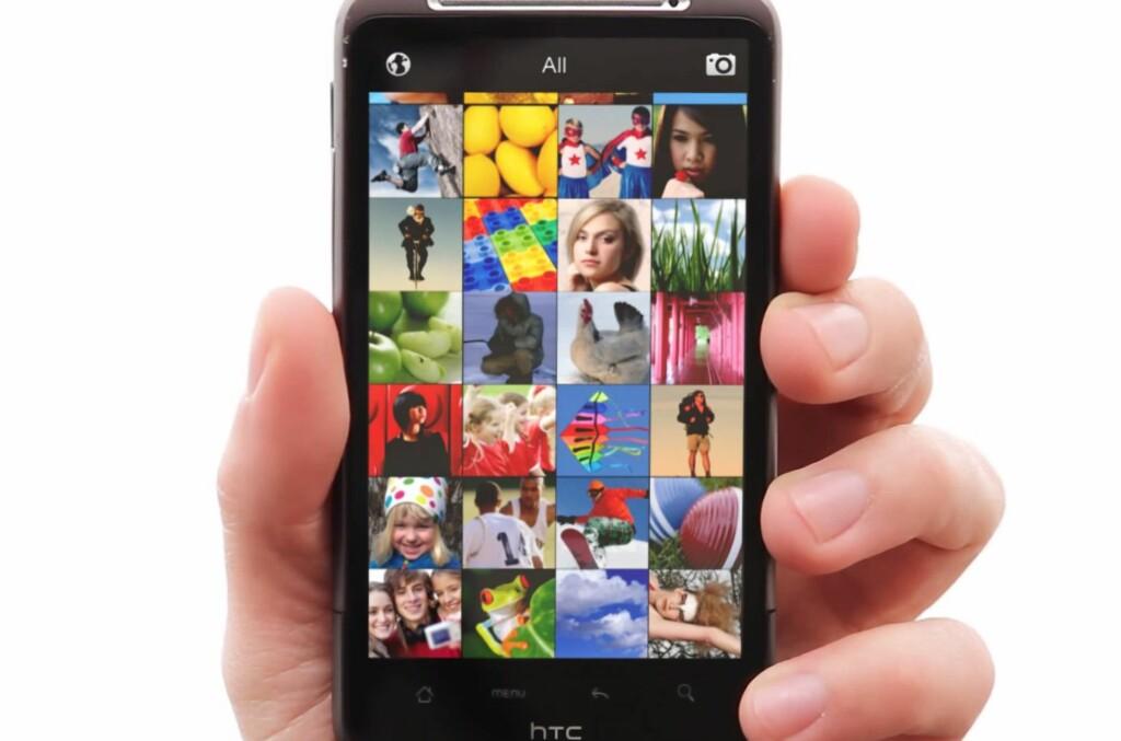 Scalado Album er en fotoapp som tar sikte på å erstatte den medfølgende galleri-appen for Android.