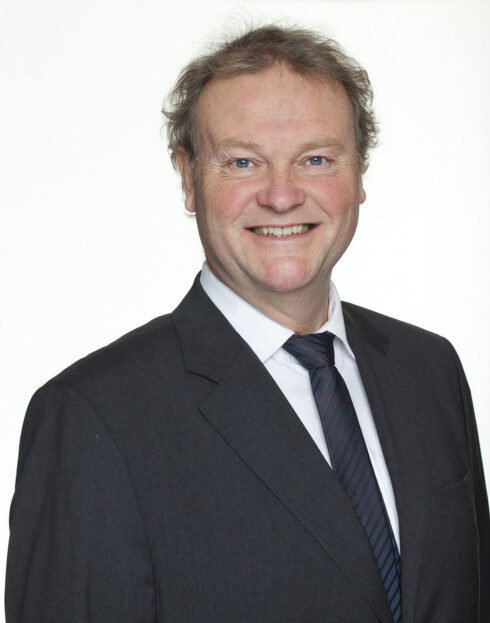Forbrukerøkonom Knut Dyre Haug. Foto: STOREBRAND