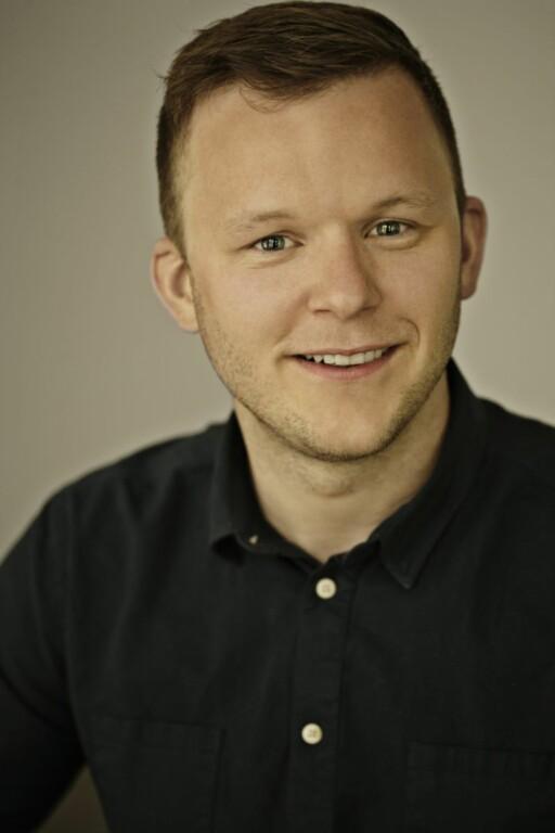 Jostein Pedersen er nordisk markedssjef hos Click a taxi.
