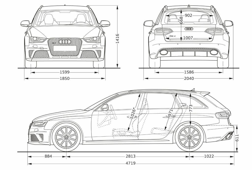 image: PRØVEKJØRT: Audi RS4