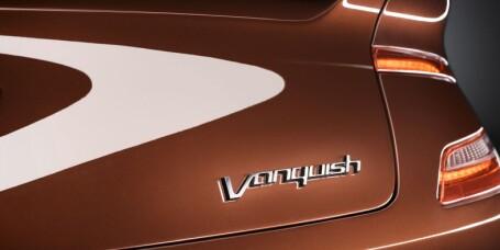 Her er nye Aston Martin Vanquish