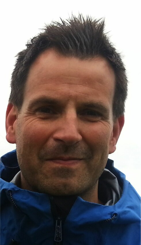 Tom Meier er daglig leder i Geoinsight. Foto: Privat
