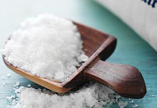 10 ting du kan bruke salt til