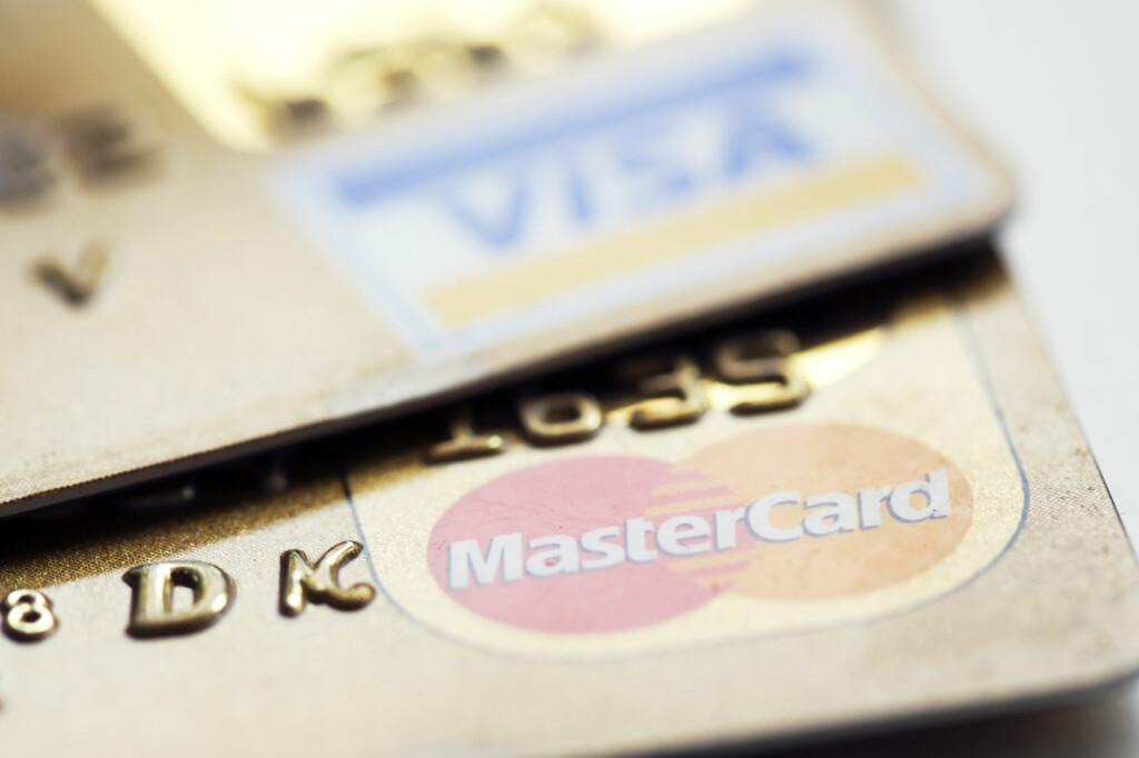 I utlandet bør du velge bruk av kredittkort ved varekjøp - men ikke til kontantuttak. Foto: COLOURBOX