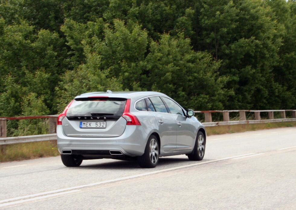 MULIG FRA 1. FEBRUAR: Nå kan du kjøre den i Norge - vel å merke så lenge du ikke selv står som eier. Foto: Knut Moberg