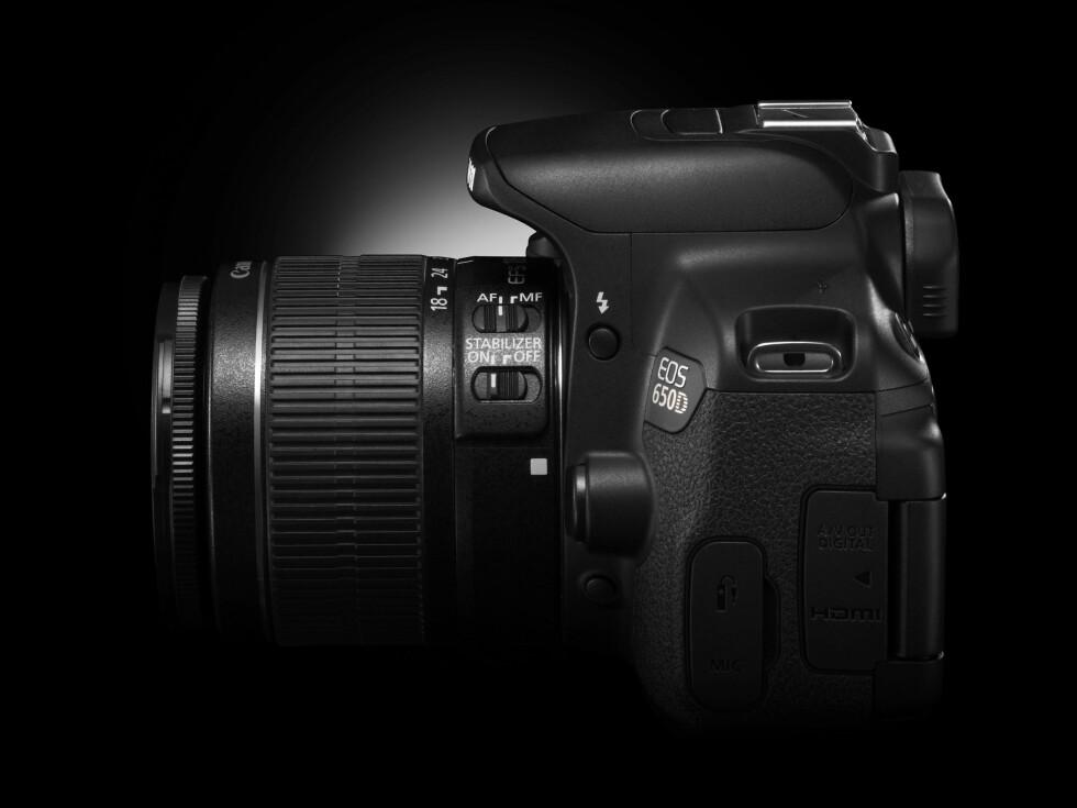 EOS 650D Foto: Produsent