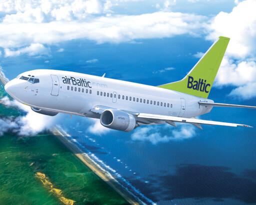 Første avgang der passasjerer skal matches etter interesser og ønsker, skal etter planen gå i slutten av juni. Foto: airBaltic