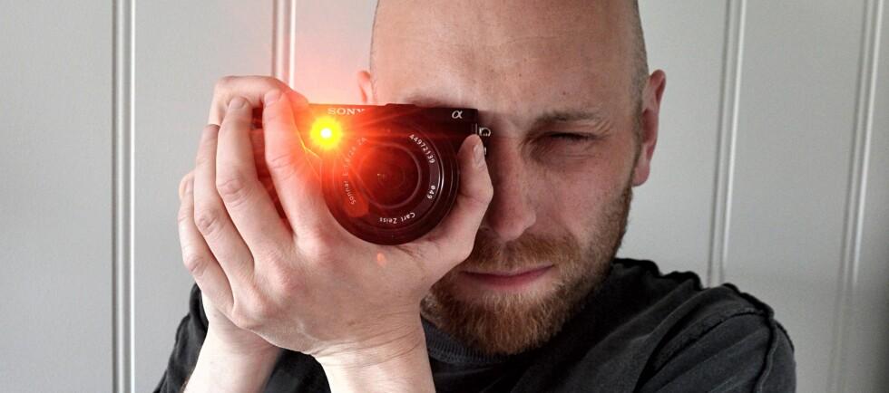 Sony NEX-7 er et lite og lekkert kamera som koster deretter.