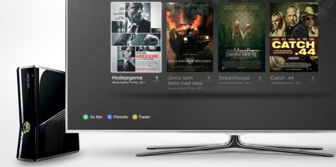 image: Xbox blir ekte underholdningssentral
