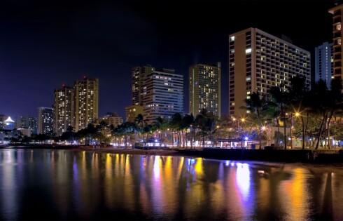 Hawaii er ikke spesielt billig, så ekstra støtte kommer godt med. Foto: Alloverpress