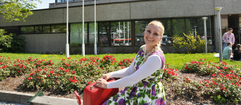 Monica Rimestad er reiseskadesjef i Tryg. Foto: Tryg