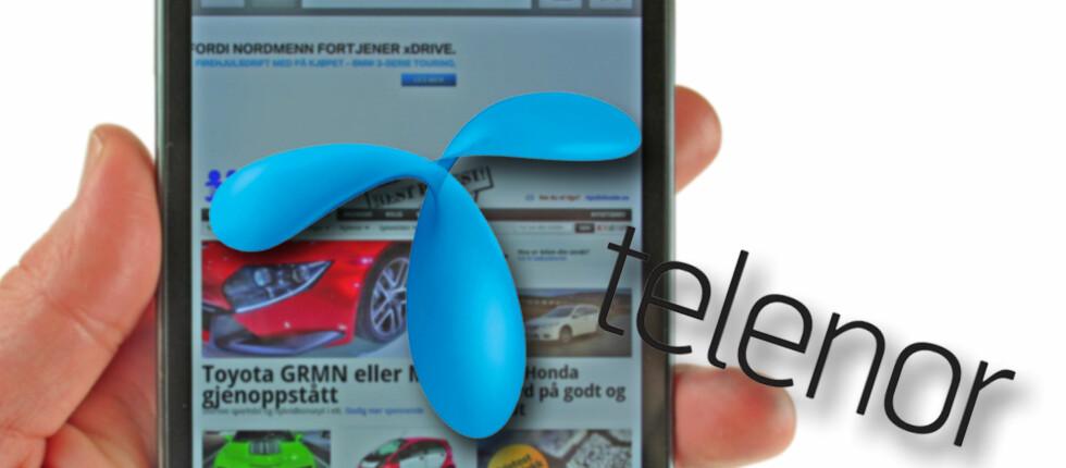 KAN BLI DYRERE: Spesielt kontantkundene til Telenor og Djuice bør passe seg nå som prisene for visse typer mobilsurfing endres. Endringen skjer fra og med 1. juli 2012.