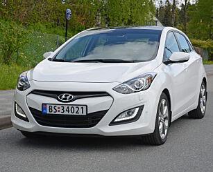 image: TEST: Hyundai i30 – imponerer igjen