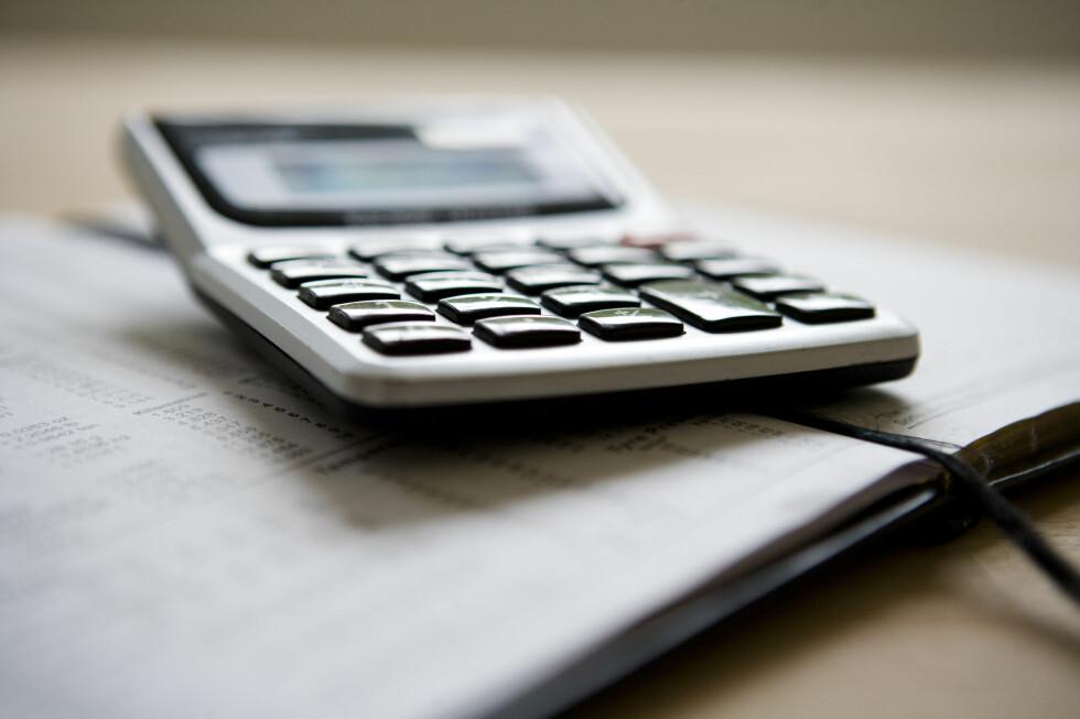 Betaler du restskatten innen 31. mai, slipper du unna Skatteetatens rentetillegg. Foto: COLOURBOX.COM