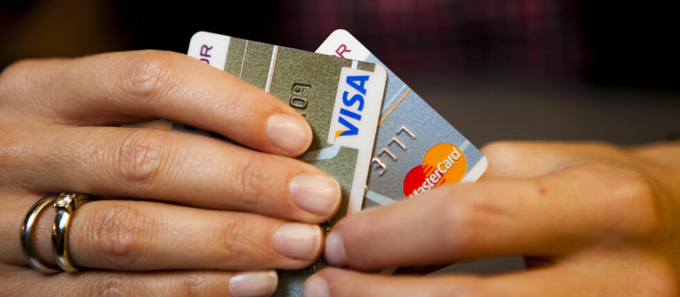 Kredittkortbruk kan bli dyrt, men ikke om du bruker det smart. Foto: Per Ervland