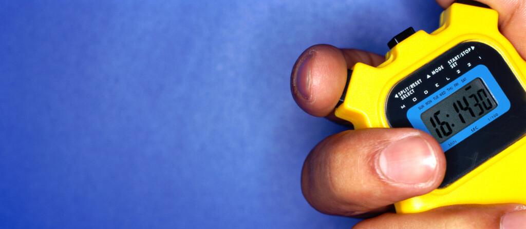 Vi har testet mobilselskapenes responstid. Foto: Colourbox.com