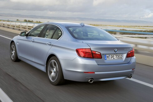 BMW oppgraderer
