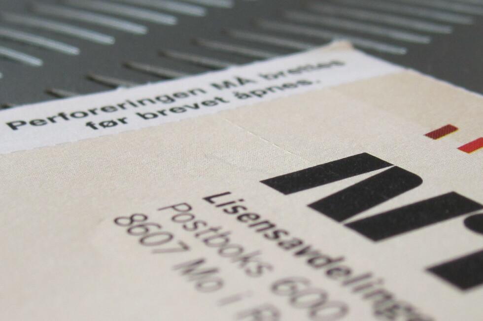 Dersom NRK får det som de vil, blir NRK-lisensen 100 kroner dyrere til neste år. Foto: Karoline Brubæk