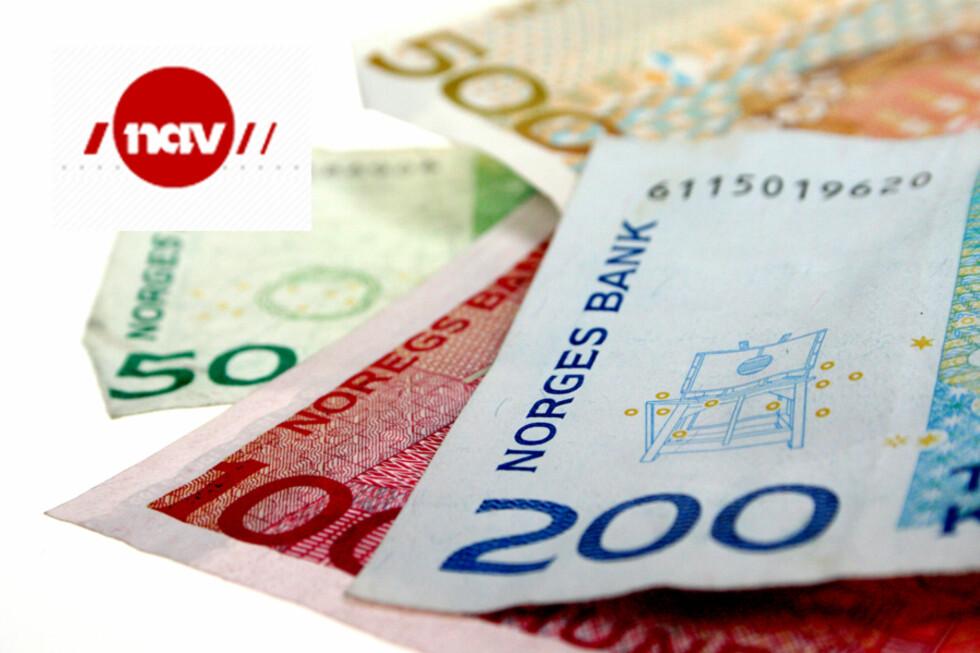 Har du mottatt syke- eller foreldrepenger i 2011, får du feriepenger av disse innen 31. mai. Foto: OLE PETTER BAUGERØD STOKKE