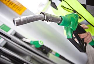 Spesiell bensinpumpe