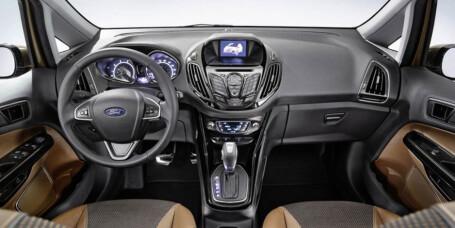 B-MAX blir første bil med Ford Sync