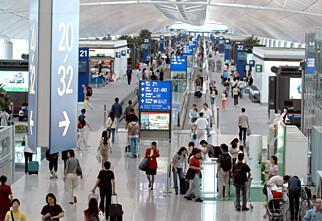 Verdens beste flyplass-restauranter