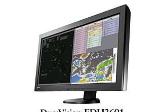 Superoppløsning på PC-skjerm