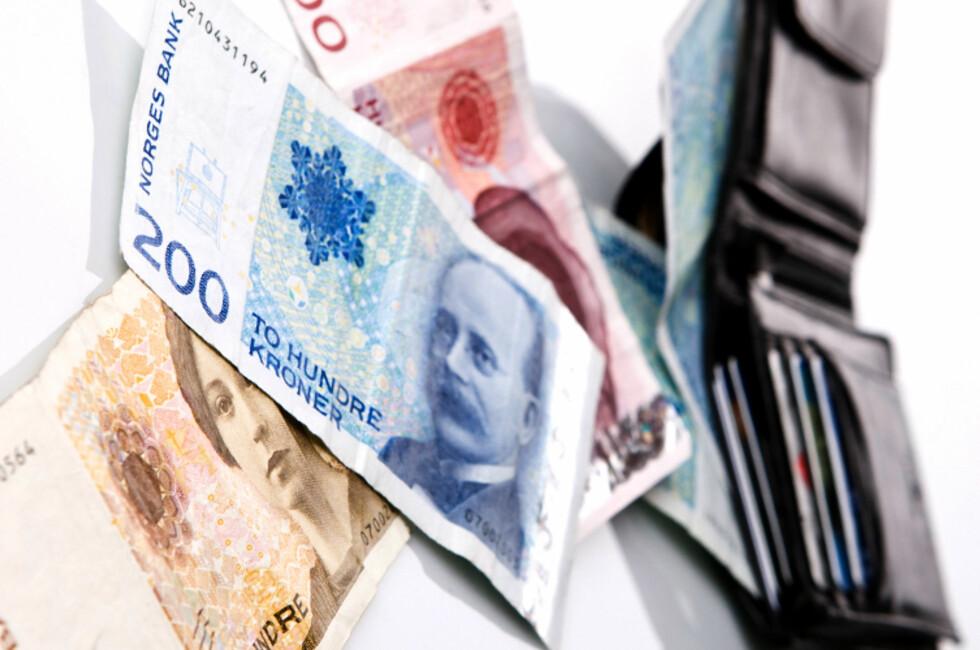 Den norske kronen holder seg sterk. Dermed kan nordmenn regne med en gunstig valutakurs på ferie i utlandet i sommer. Foto: COLOURBOX