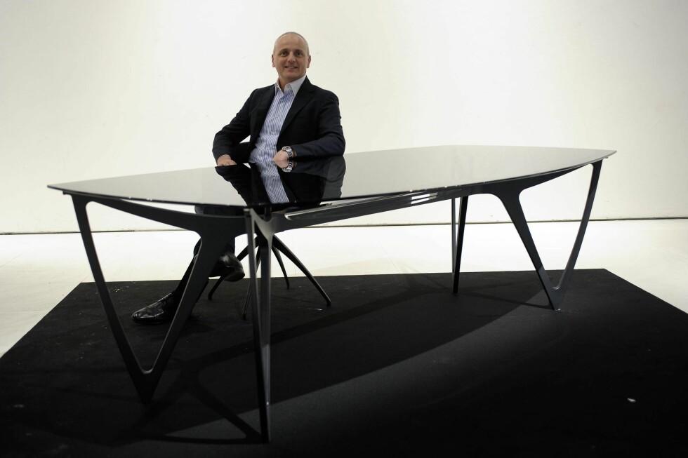 CEO i Formitalia Luxury Group, Gianni Simone Overi. Foto: Mercedes-Benz
