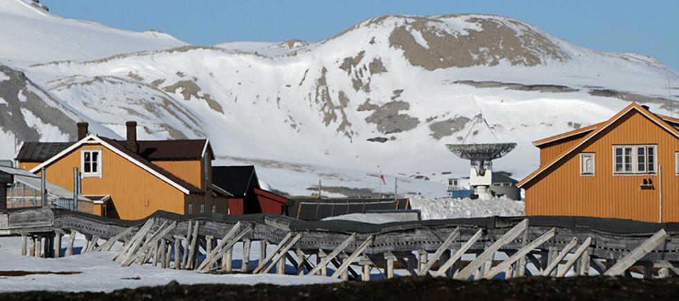BELATER IKKE ÅRSAVGIFT: 15,1 prosent av bileierne på Svalbard og i Hasvik kommune i Finnmark, har ikke betalt årsavgiften. Foto: Arkivfoto