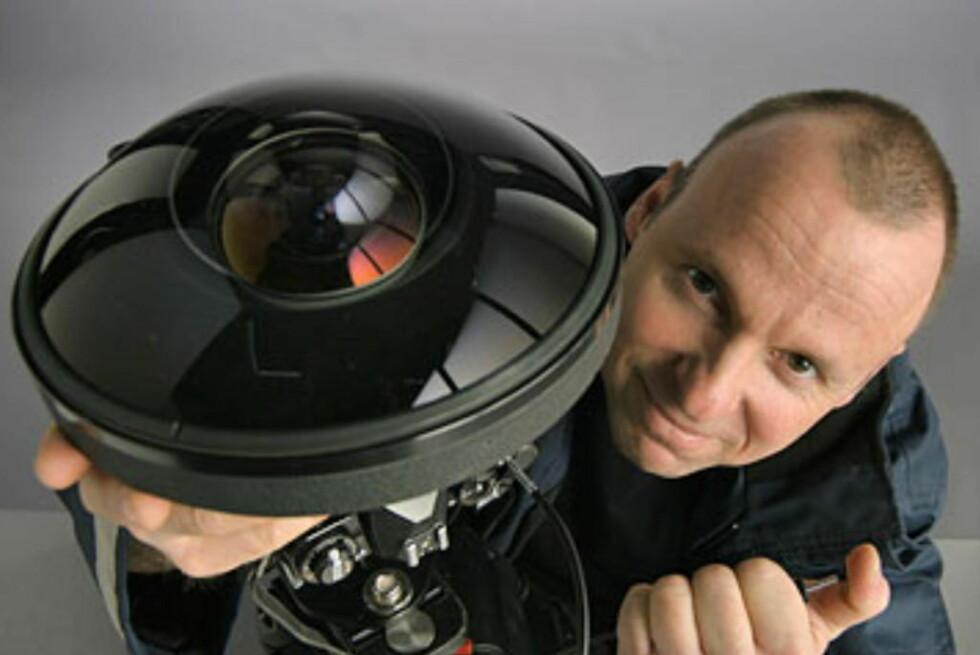 UBESKJEDENT: Du viser igjen i landskapet hvis du skulle finne på å ta deg råd til dette Nikon-objektivet.