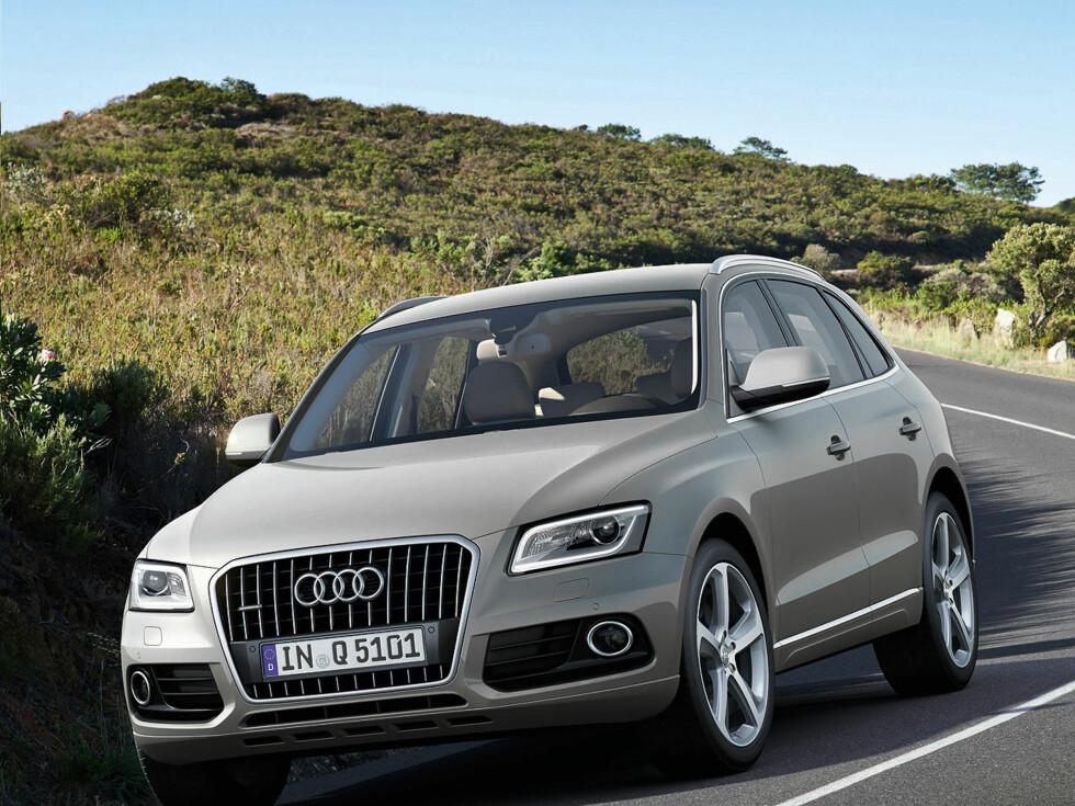 3. best av tre år gamle biler: Audi Q5