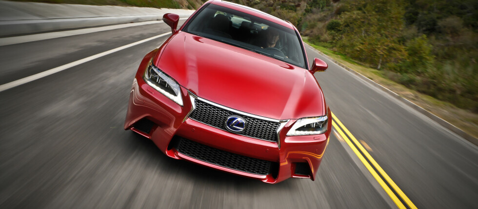 LEXUS-EIERE MEST FORNØYDE: Lexus-eierne er de mest fornøyde bileierne, ifølge AutoIndex-undersøkelsen.