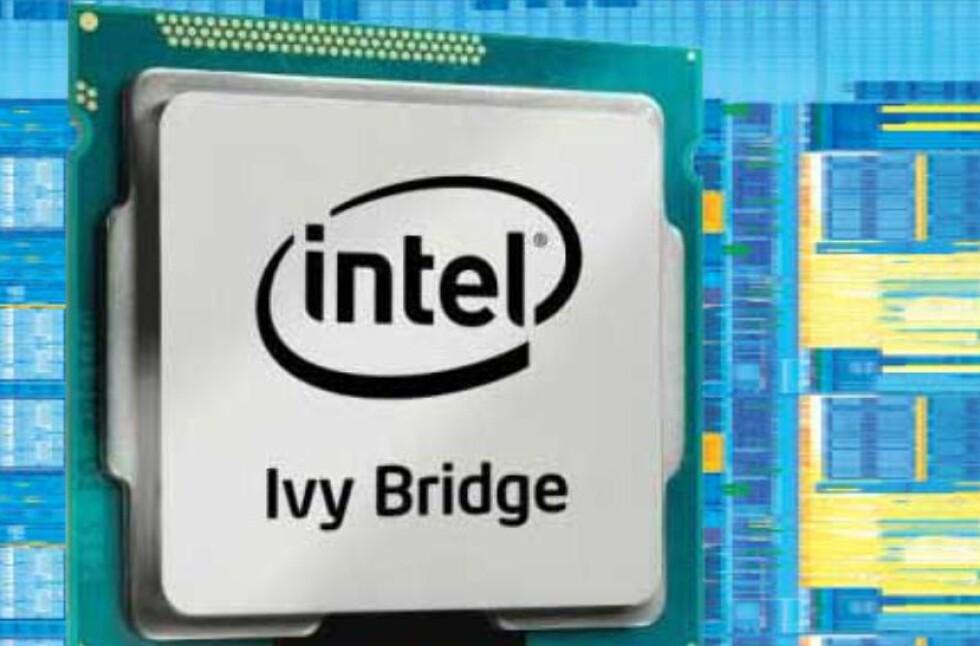 Intel Ivy Bridge: Ny generasjon prosessorer