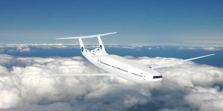 Er dette fremtidens fly?