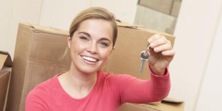 Slik kjøper du din første bolig