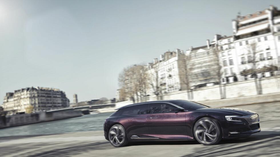 Dette er Citroëns nyeste fremstøt på luksusbil-fronten. Numéro 9 heter konseptet, som skal vises første gang for publikum i Beijing.