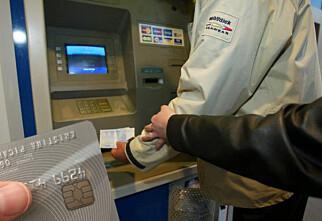 Færre opplever kortsvindel