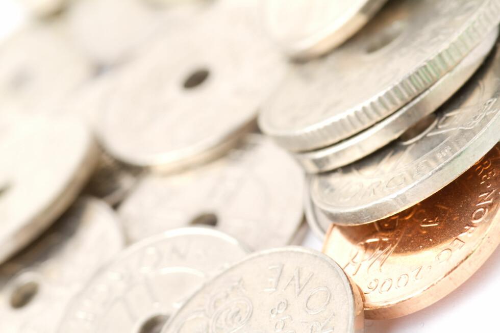 MODERAT LØNNSOPPGJØR: Du vil få økt kjøpekraft etter årets lønnsoppgjør, selv om ekspertene spår en moderat lønnsvekst historisk sett. Foto: Colourbox.com