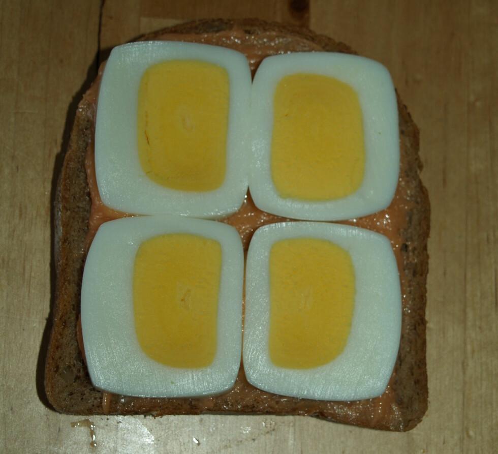 Lei av tradisjonelle egg?