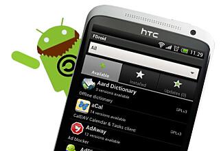 Last ned gratis apper til Android