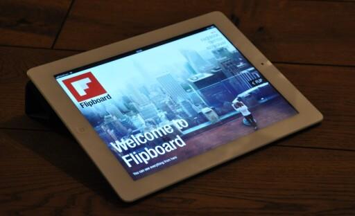 FORTSATT GOD: Selv om ikke iPad leveres med 4G i Norge, er det et godt nettbrett, ifølge vår anmelder, som ga det terningkast fem.