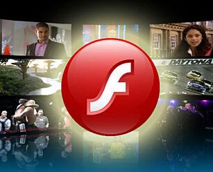 image: Adobe med kraftig forbedret Flash