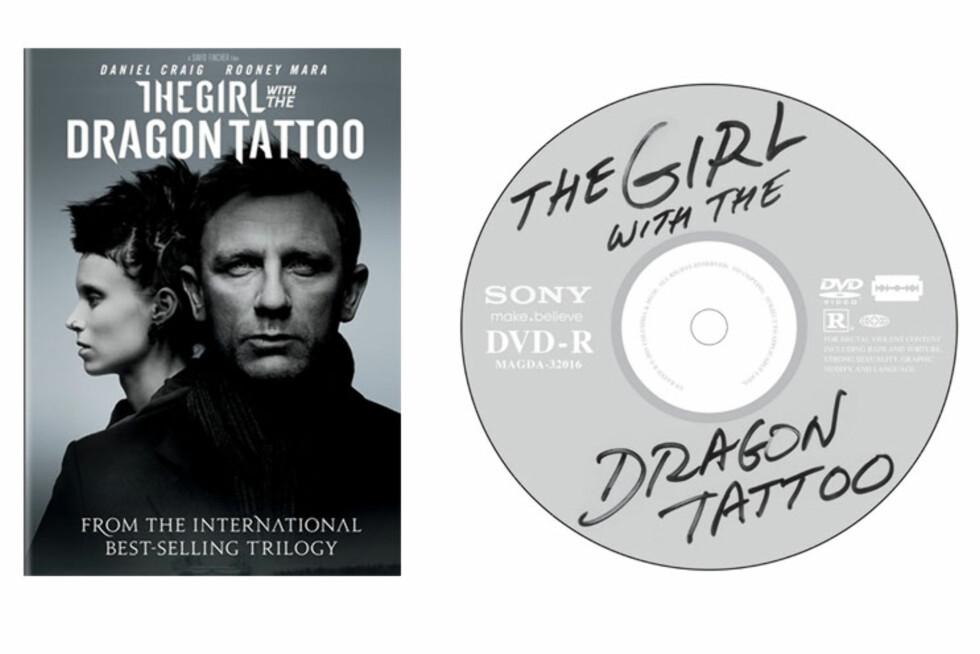 Trykket på DVD-platen fikk kjøperne til å lure. Foto: Pressebilde fra SONY / Amazon.com
