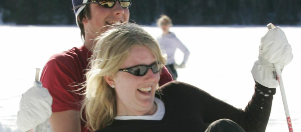 Se etter CE-merket på brillene, spesielt om du har handlet i utlandet. Foto: Colourbox.com