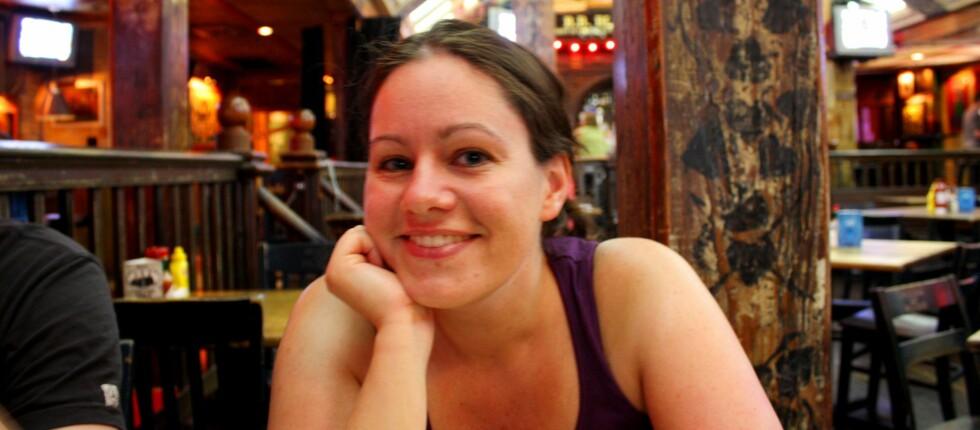 ANGRER IKKE: Linn Sollied Madsen har brukt tjenesten Airbnb to ganger og er strålende fornøyd. Foto: Privat
